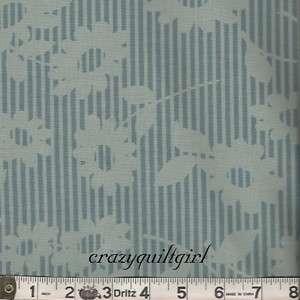 Moda HULLABALOO Frolic Grey Fabric by the 1/2 yard