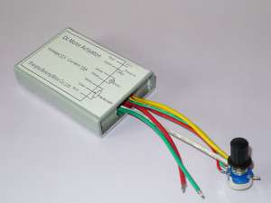 12V 15A DC Motor Speed Control PWM HHO RC Controller |