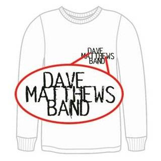 Dave Matthews Band   T shirts   Band Clothing