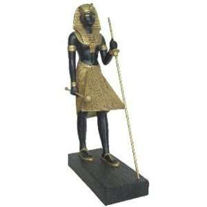 Guardian Wearing Nemes from King Tut Tomb 13H Statue Sculpture