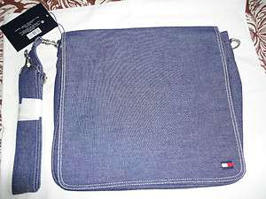 Tommy Hilfiger Jeans Messenger Bag / Laptop Case 022548096130