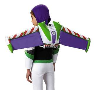 DISNEY TOY STORY BUZZ LIGHTYEAR JET PACK HALLOWEEN COSTUME