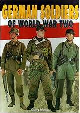 WW2 German Soldier Uniform Reference Book