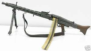 DRAGON WWII German MG 42 Machine Gun 1/6 |