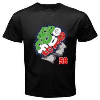 Ciao Super Sic 58 Marco Simoncelli Race Your Life Motogp Italian Racer