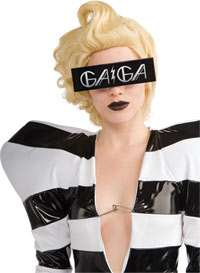 Adult Std. Lady Gaga Sunglasses   Lady Gaga Costume Acc