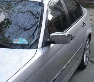 BMW E46 98 04 Spiegelkappen Spiegel Chrom TOP