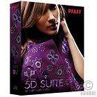 5D Suite Professional Pro Embroidery Digitizing Software UPGRADE NEW