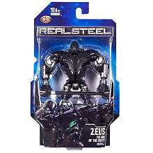 Real Steel Deluxe Action Figure   Zeus   Jakks Pacific 1001196   TV