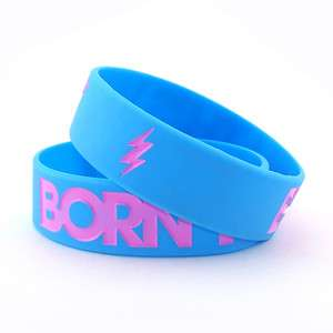 LADY GAGA BORN THIS WAY WRISTBAND BRACELET