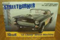 REVELL 55 CHEVY STREET MACHINE 1/24 SCALE MODEL KIT