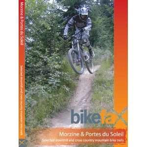 and Cross Country Mountain Bike Trails (Bikefax Mountain Bike Guides