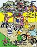 Giant Coloring Book COLOR ALL ABOUT THE COUNTY FAIR