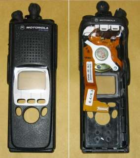 Black Case Housing for Motorola XTS5000 Model 2 M2