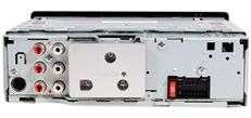 HD548U In Dash Single Din Car CD//USB Player W/Built In HD Radio