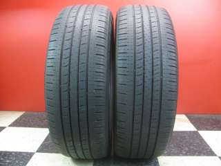 KUMHO Solus KH16 Used Tires 225/55/19 45% All Season