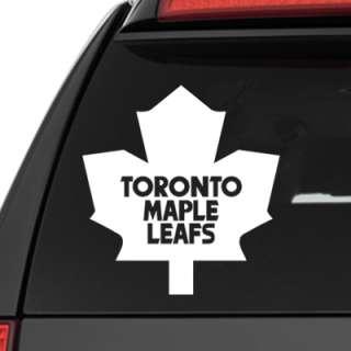 Toronto Maple Leafs Logo NHL Vinyl Decal Sticker