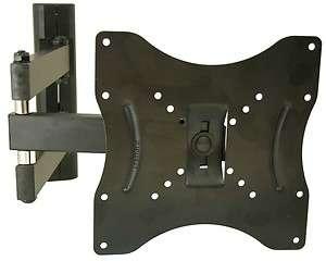 Swivel Corner ARM TILT LCD LED TV WALL MOUNT 23 24 26 30 32 36 37