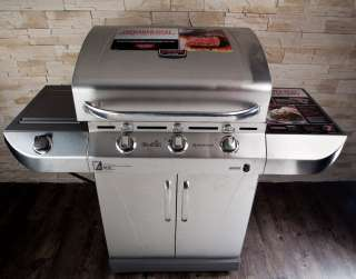 Char Broil 3 Burner Gas Grill das Original aus USA