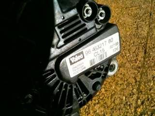 Lichtmaschine Lima Phedra, Ulysse, C8, Peugeot 807
