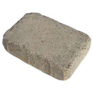 Basalite Tumbled Rectangle Paver   Cottage Blend 100002838 at The Home