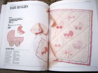 Patchwork Patterns Baby – Catalog of Patterns