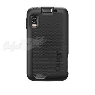 100%Genuine OEM Otterbox Impact Case for Motorola ATRIX 4G Black Free