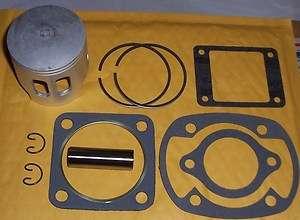 YAMAHA GOLF CAR/CART G1 2 CYCLE PISTON KIT WITH CYLINDER GASKET SET