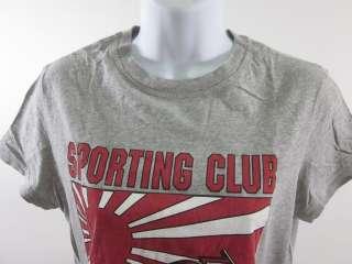 DOLCE & GABBANA Gray Graphic Print T shirt Size Small
