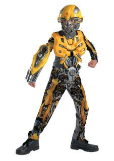 Transformers Bumblebee Deluxe Child Halloween Costume