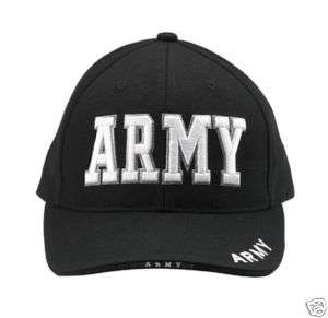 ARMY HAT, DELUXE LOW PROFILE CAP