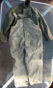 WWII US Navy, USN Deck Jacket & Pants   Coveralls   NXsx 73714 & 51850