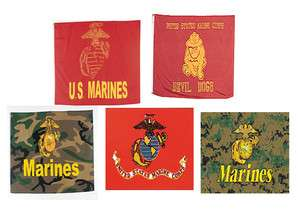 USMC US Marine Corps Patriotic Military Flags