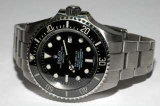Rolex Deep Sea Sea Dweller preowned used