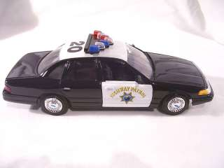 24 SCALE CALIFORNIA HIGHWAY PATROL (98)