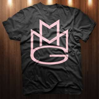 GROUP T Shirt Rick Ross ROZAY MMG Wale Meek Mills Pill MUSIC