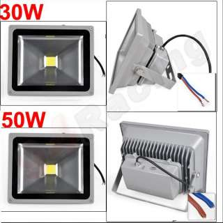 20W/30W/50W High Power LED Garden Landscape Flood Light 12~265V