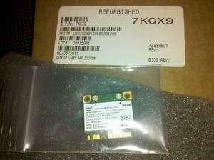 7KGX9 Dell Inspiron N1030 N5110 Intel Wireless N WLAN