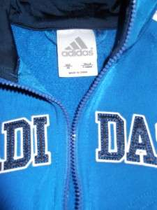 INFANT 3M BLUE ADIDAS NWT JACKET SHIRT BOYS 3 MONTHS BABY
