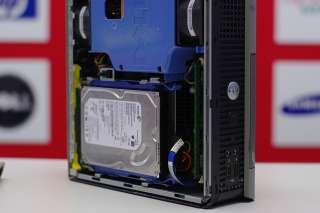 DELL GX620 USFF DUAL CORE PENTIUM D 2.8 2GB 320GB WIFI DVDRW BLUETOOTH
