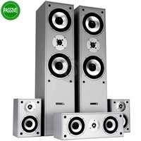 Speaker Surround Sound Home Cinema 870W System and DSP Amplifier