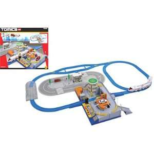 Tomy Tomica 85401 Mega Station Set