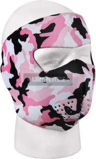Adjustable Neoprene Full Face Mask