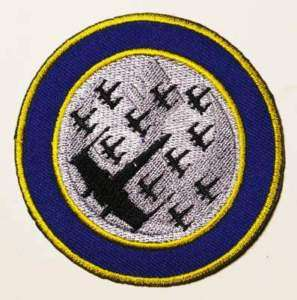 REBEL FORCES WRAITH SQUADRON Logo Star Wars 3 Patch