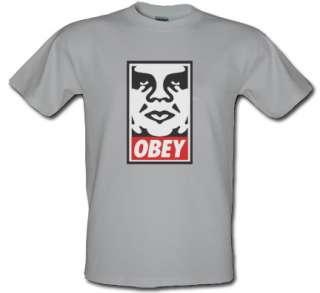 OBEY Giant Graffiti Tshirt S XXL 3 colour Grey