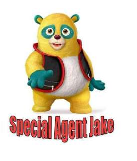 SPECIAL AGENT OSO PERSONALISED T SHIRT TRANSFER A5