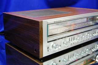 Electronically RESTORED Kenwood KR 7050 Stereo Receiver 80 WPC