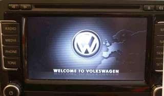 NAVIGATORE VW VOLKSWAGEN RNS 510 GOLF V 6 VI PASSAT TOURAN POLO EOS