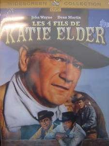 DVDLES 4 FILS DE KATIE ELDERWAYNE / MARTINNEUF
