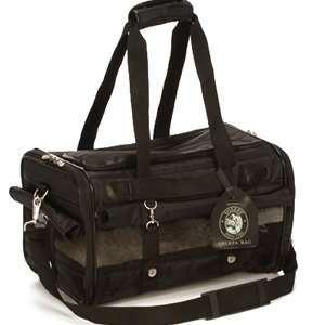 The sherpa Ultimate pet dog cat carrier Bag Large Black 19